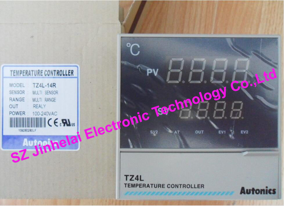 100% New and original  TZ4L-14C, TZ4L-14S, TZ4L-14R  AUTONICS  TEMPERATURE CONTROLLER new and original tzn4m 14s autonics 100 240vac temperature controller