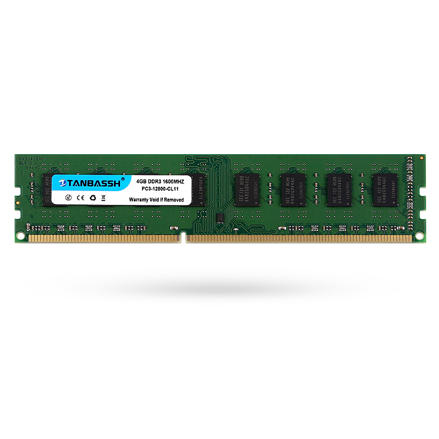 TANBASSH DIMM Memory Desktop Ram Ddr3 1333MHZ AMD 1600mhz Intel 8GB And 240pin 4GB 2GB
