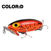 Mr.Charles CMCS124 1 Pcs Fishing Lures ,65mm/15g ,Top water Floating Popper Hard Baits Quality Professional Lures