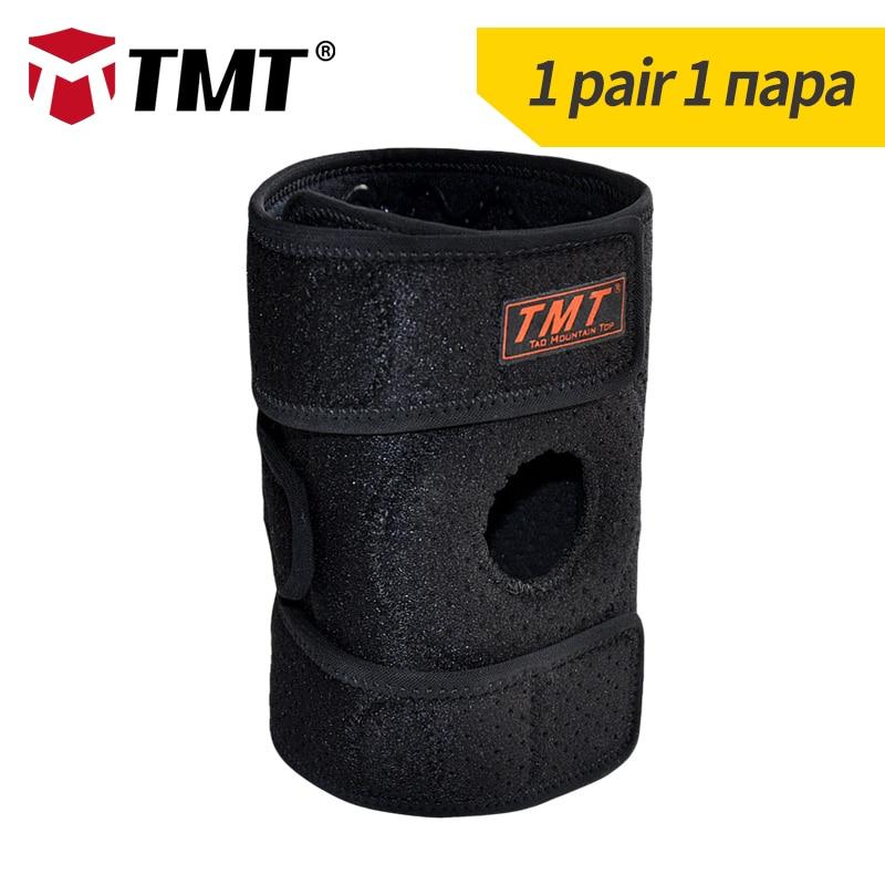 TMT Ajustable Elástico Apoyo de Rodillera Rodillera Rodillera - Ropa deportiva y accesorios