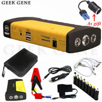 2016 High Quality 69800mAh Portable Auto Car Jump Starter Battery Charger 4USB Mobile Phone Laptops Power