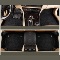 Custom Car Floor Mats For Mercedes Benz All Models W211 W213 W212 W221 W222 ML350 G55