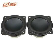 2 zoll 58MM 4OHM Alle frequenz Lautsprecher Aluminium Topf Bass Hausgemachte Protable Audio Bluetooth Diy 90Db 10 20W 2PCS