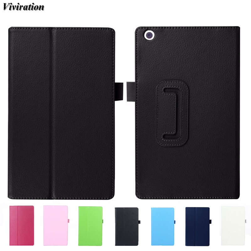 New Fashion Case For Lenovo TB3 850F/850M Viviration PU Leather Tablet 8 Case Cover For Lenovo Tab2 A8-50 A8-50F Tab2 A8-50LC new original for lenovo thinkpad yoga 260 bottom base cover lower case black 00ht414 01ax900