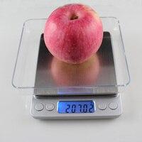 Mini Gram Poids Équilibre LCD Balance Électronique de Poche Numérique Échelle Bijoux Or Diamant Pondération Échelle T10