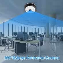 HD 960P WIFI Camera 360 Degree Panoramic Camera Wireless IP Camera Night Vision 3D VR Monitor 1.3MP Fisheye Security Camera