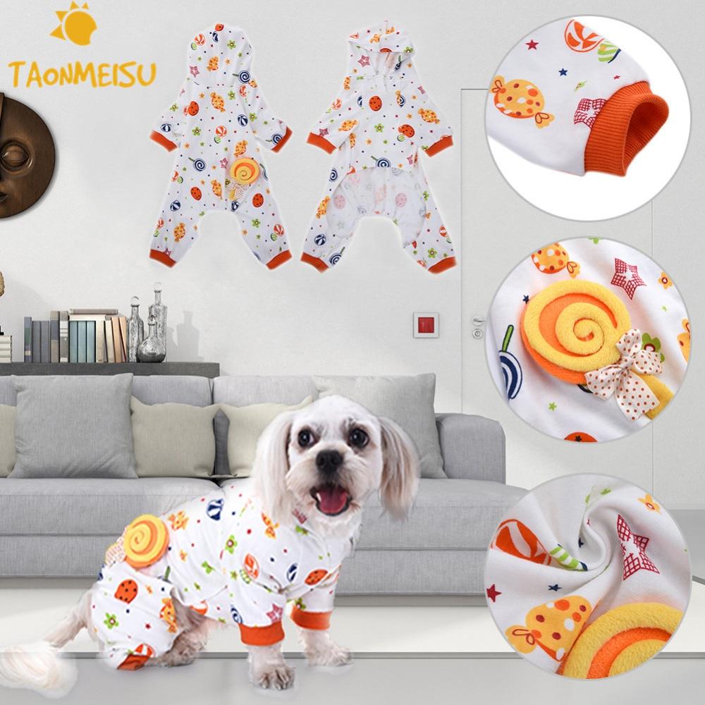 Heyvan it pişik şirniyyat dünya nümunəsi Pambıq pijamaları - Ev heyvanları və zoo məhsullar - Fotoqrafiya 2