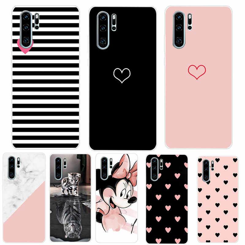 For Huawei P20 Lite Pro Case For Huawei Mate 20 Lite Mate 10 Lite Pro Case For Huawei P Smart 2019 P30 Pro Lite Case Cover Minni