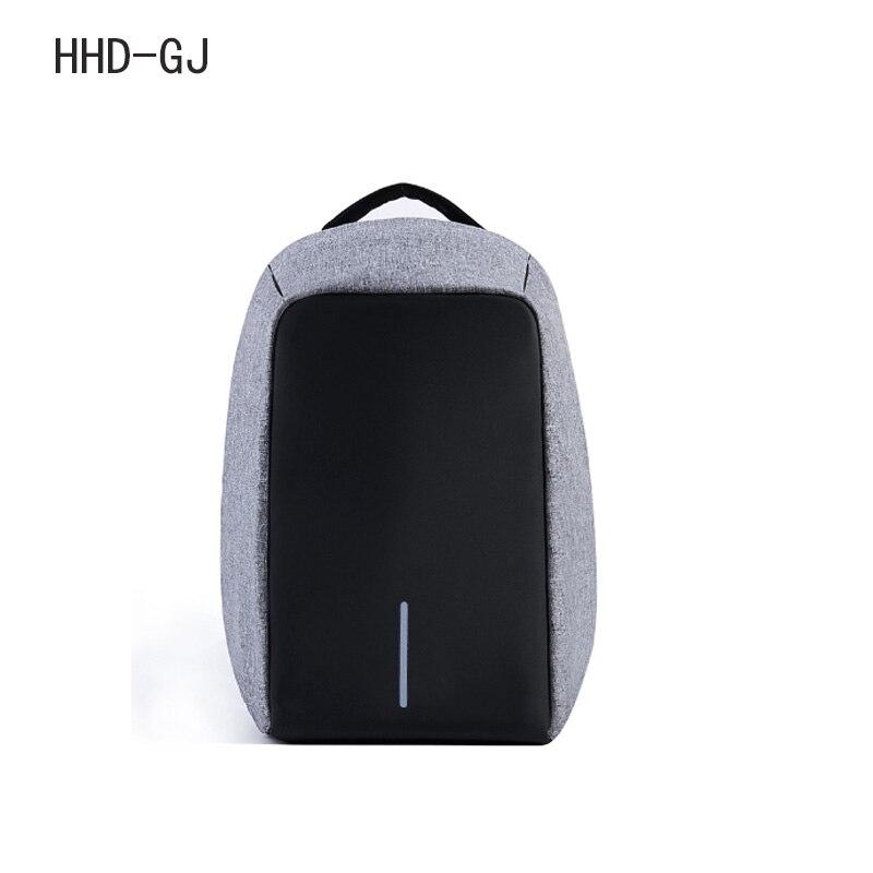 Anti-theft Waterproof Laptop Backpack Men External USB Charge Notebook Backpack for Women 15.6 Computer bag Mochila Big Bag