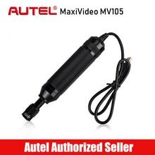 Autel MaxiVideo MV105 цифровая Инспекционная камера 5,5 мм изображение головы работа с MaxiSys/PC запись изображения/видео для диагностики автомобиля