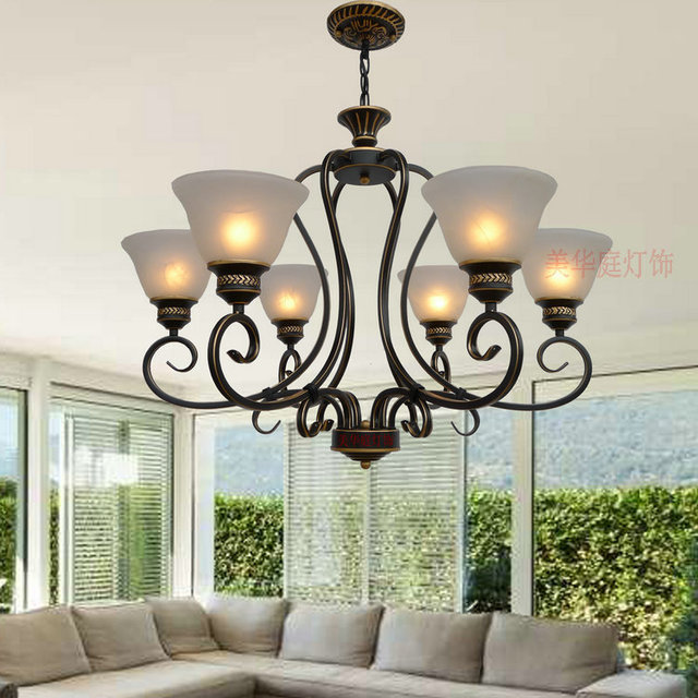Multiple chandelier clearance sale light the bedroom living room multiple chandelier clearance sale light the bedroom living room iron lights lamps lighting lamp simple garden mozeypictures Images