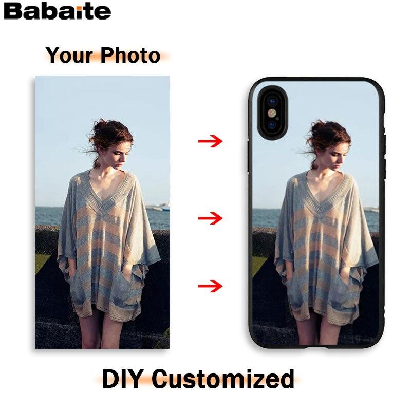 Cover in pelle nera con logo verticale iPhone XS e iPhone X  Diesel