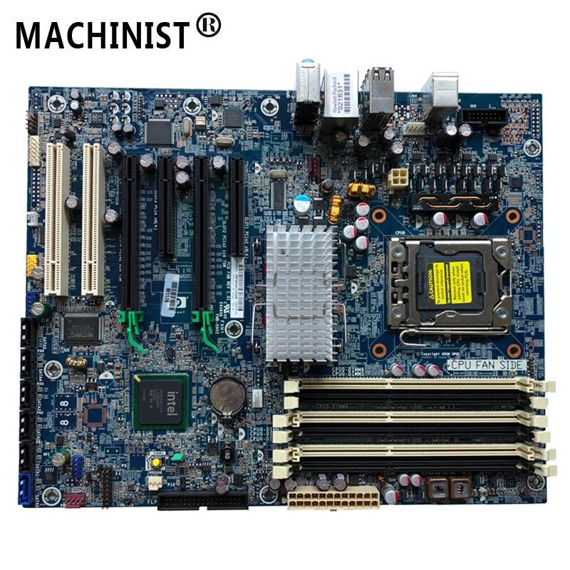 Genuine HP Z400 Workstation Intel Motherboard 586968-001