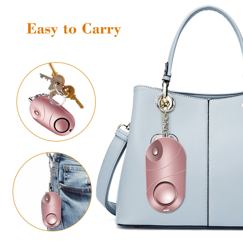 1 PCS Personal Alarm Safe Sound Emergency Self-Defense Security Alarm Keychain Flashlight for Women Girls Kids Elderly Explorer1 PCS Personal Alarm Safe Sound Emergency Self-Defense Security Alarm Keychain Flashlight for Women Girls Kids Elderly Explorer