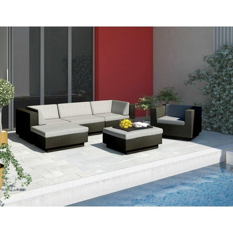 2016 Simple design wicker sofa set relax used rattan garden furniture China   Mainland. Popular China Garden Furniture Buy Cheap China Garden Furniture