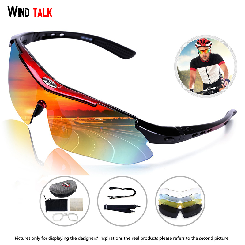 Riding Outdoor Running Windproof Sand Sports Glasses Cycling Goggles Sunglasses