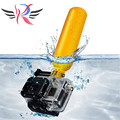 Плавающий Поплавок Для Gopro Аксессуары Ручка Ручной Придерживайтесь Монопод Рукоятки для Hero 4 3 + 3 2 1 SJ4000 SJ5000 SJ6000 XIAOMI YI