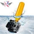 Flotante Handheld Palillo Monopod Bobber Para Gopro Accesorios Mango Apretón de la Mano para hero 4 3 + 3 2 1 sj4000 sj5000 sj6000 xiaomi yi