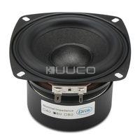 Hi Fi Audio Speaker 40W Woofer Speaker 4 Inch 6 Ohms Subwoofer Speaker Bass Speaker Antimagnetic