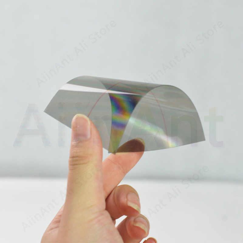 Original Polarizer ฟิล์มสำหรับ Samsung Galaxy หมายเหตุ 2 3 4 5 8 N7100 N900 N910 หน้าจอ LCD Polarized สติกเกอร์