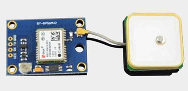 Ublox NEO-6M Módulo GPS com EEPROM para MWC/AeroQuad com Antena para Flight Control GY-NEO6MV2