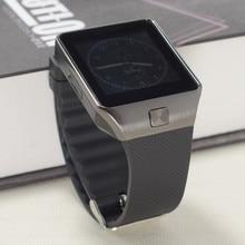 2016 venta caliente reloj de sincronización de smart watch g1 notificador apoyo tf tarjeta sim conectividad apple iphone android teléfono smartwatch gv18