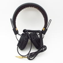 3.5mm MAJOR Deep Bass Noise Isolating headset MAJOR Headphone With Mic&Remote stereo Hifi Monitor Headphone for Mobilephone