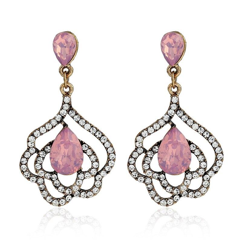 boucle d 39 oreille pompon bohemian earrings all match fashion style drop earrings jewelry earrings