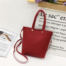 Women Zipper Shoulder Bags Female Handbags Tote Ladies