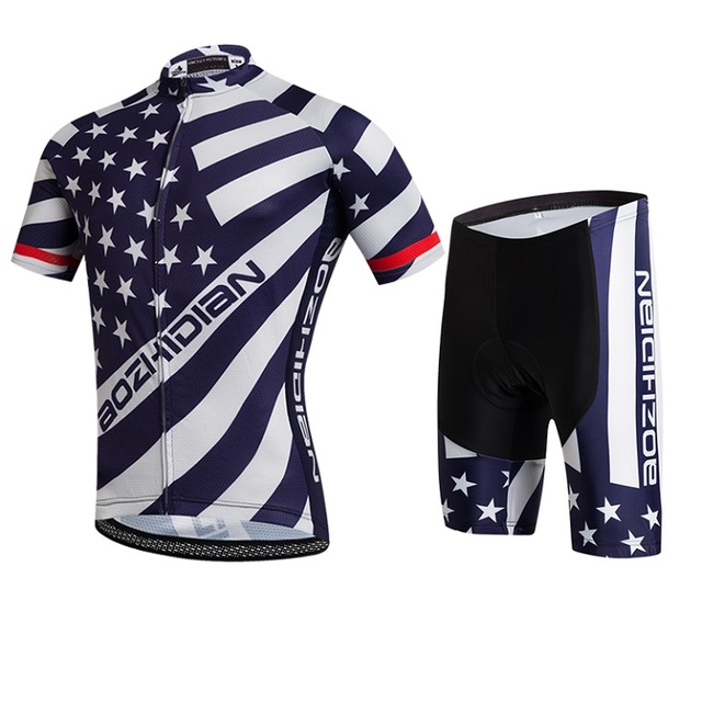 acebdca2855 Custom Design Cheap Price Cycling Clothing Short Sleeve 2017 Men Cycling  Jersey + Cycling Shorts Set 3D Padded Maillot Ciclismo