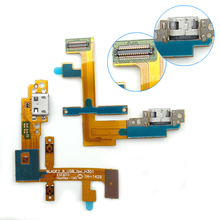 """High Quality USB Charging Flex Cable For Lenovo Yoga tablet 2 830F 8.0""""  Charger Port Dock Connector Flex Blade2_8_USB_FPC_h301"""