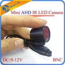 CCTV 1/3 inch AHD 1.3MP 3.7mm Lens Mini Bullet Security Camera HD AHD Security 940nm IR MINI Camera For HD 720P AHD DVR System