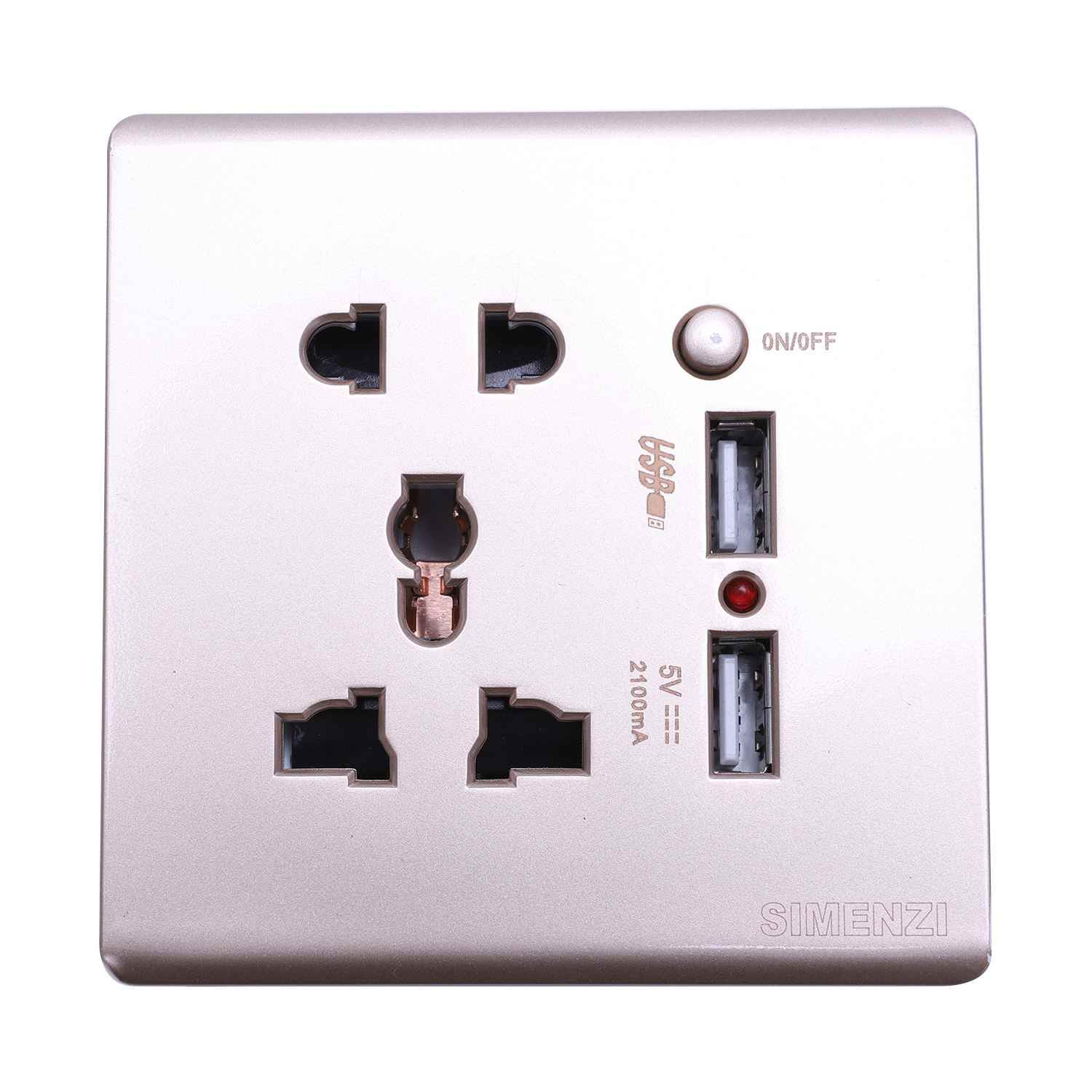 Detail Feedback Questions About Wall Electrical 10a Universal Plug