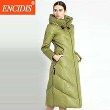 Europe  American Style Winter Jacket Women High quality  Down Coat 2016 New Women jacket Winter X-long Coats Hooded Parka M361