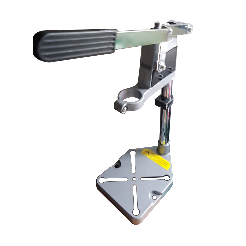Bench Electric Drill Stand//Press Power Tool Clamp Base Frame Holder Bracket