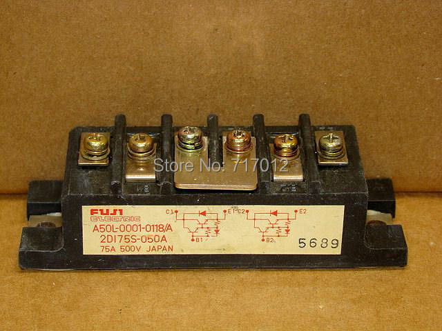 ФОТО Free Shipping 2DI75S-050A New  GTR 2unit  75A-500V, quality assurance,Can directly buy or contact the seller