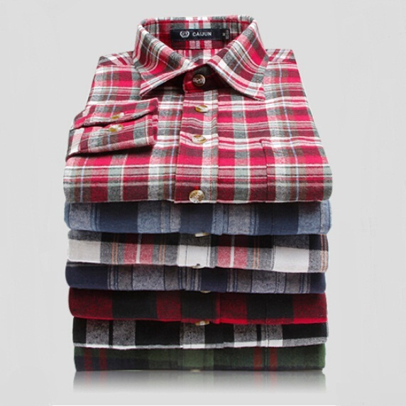 Popular flannel shirt pattern buy cheap flannel shirt for Types of flannel shirts