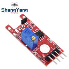 ShengYang Smart Electronics 4pin KY-024 Linear Magnetic Hall Switches Speed Counting Sensor Module for arduino DIY Kit