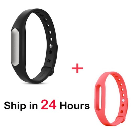 Original Xiao mi Mi Band 1S  Smart Bracelet MiBand 1S Heart Rate Monitor Smart Wristband For Android 4.4 iOS 7.0 IP67