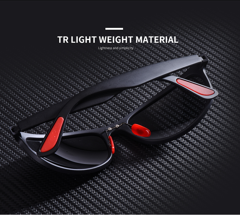 b7b48cae4bea AOFLY BRAND DESIGN Polarized Sunglasses Men Women Driving Male Sun Glasses  Fishing Sport Style Eyewear Oculos Gafas AF8104
