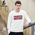 Pioneer Camp 2017 New Spring sweatshirt men brand clothing fashion male hoodies top quality casual tracksuit for men AWY702008