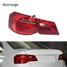 MIZIAUTO Tail Lights for VW Jetta 2013-2019 MK6 31G 945 095 Red Color LED Light Stop Brake Rear Lamp Inner Outer