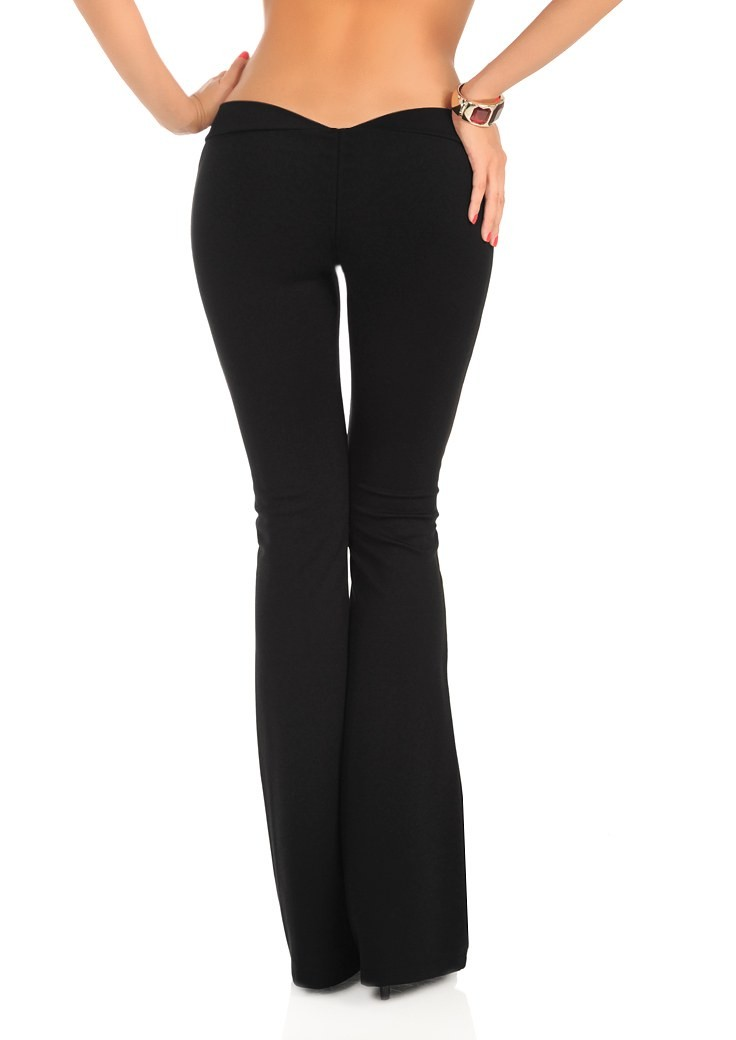 b9158c6864 US $39.99  Sexy Hipster Low Rise Pants Jeans Women Lady Fashion Trousers  Black White Personalized Slim Fit-in Pants & Capris from Women's Clothing  on ...