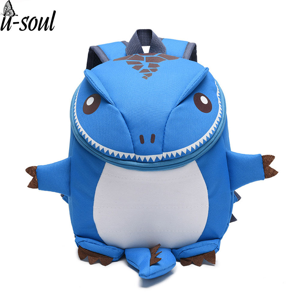 3D Dinosaur Backpack For Boys Children backpacks kids kindergarten Small SchoolBag Girls Animal School Bags Backpack A2801 girls animal school bags backpack 3d dinosaur backpack for boys children backpacks kids kindergarten small schoolbag