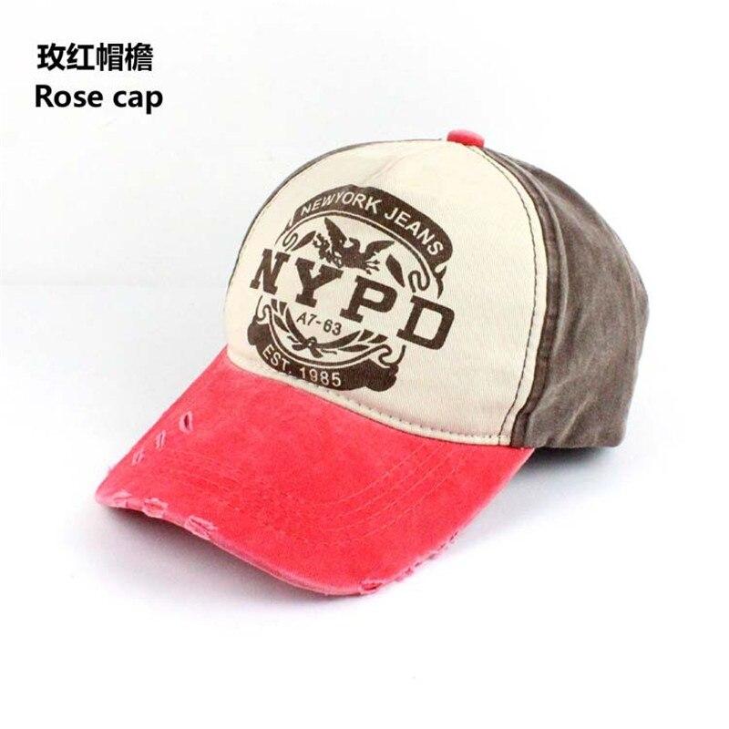 nypd baseball caps hatzolah cap uk fashion women letter print font men hat