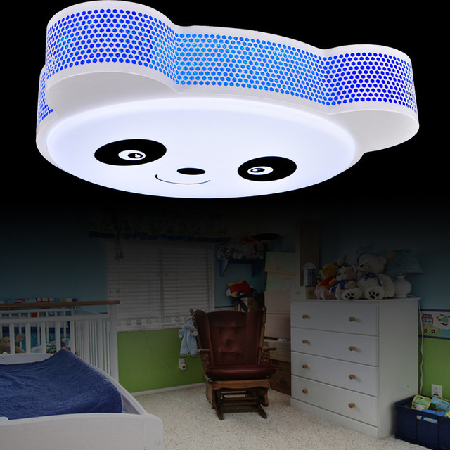 Children Bedroom Ceiling Light Carton LED Ceiling Lights Lampe