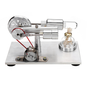 Stirling Engine Model Motor Gi