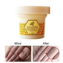 Milk Honey Paraffin Wax Hand Mask Hand Care Moisturizing Whitening Ski