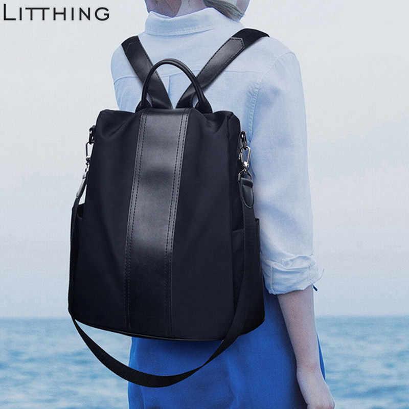 Disputent женский рюкзак твердый Противоугонный школьные сумки подростковые девочки подростковый Рюкзак Книга Рюкзак Дорожные Рюкзаки Высокое качество # Ne