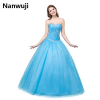 In Stock Mint green Watermelon Beaded Skirt Sage Cheap Tulle Quinceanera Dresses Ball Gown Prom Dresses 2 4 6 8 10 12 14 16